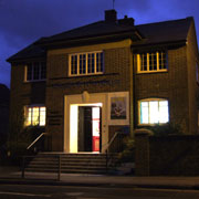 Boxmoor Beat jive venue located in the Boxmoor Playhouse and attended by Dancers Boutique