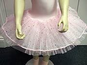 Fabulous sparkle tutu for dressing up.