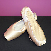 Professional pointe shoe fittings - please book for an appointment.