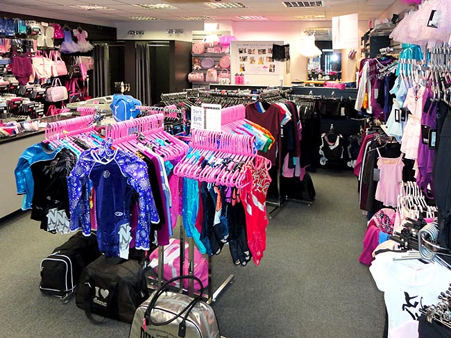 Dancers Boutique has become renowned for its excellent customer service and huge range of quality dancewear.