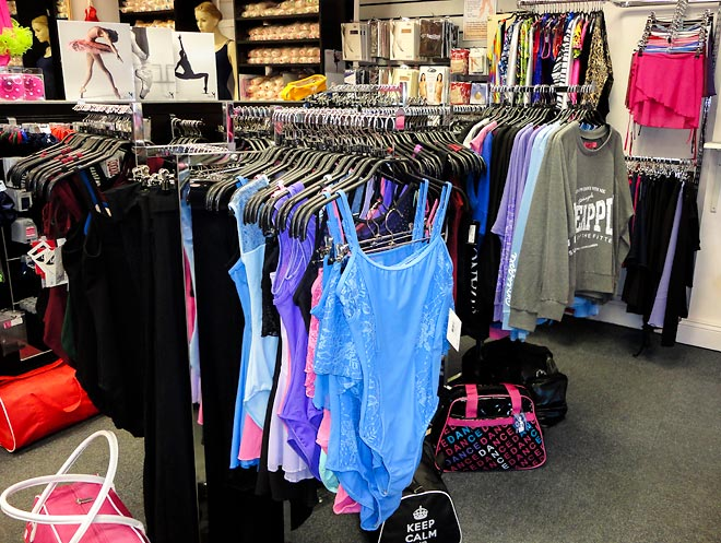 Dancewear for adults, ballet clothes for adults, adult leotards.