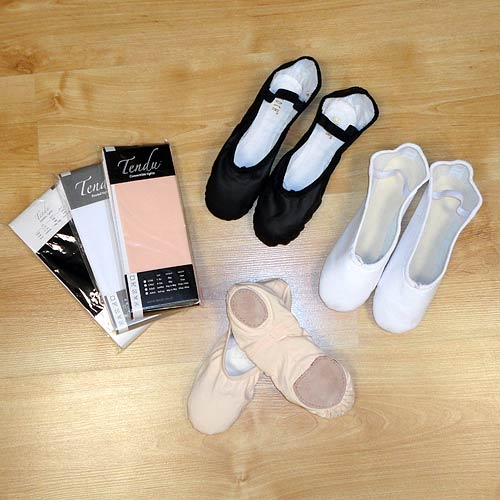 ballet shoes for adults, canvas ballet shoes, sodanca ballet shoes, ballet tights.