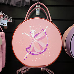 Vanity case for dancing girls, dance case.