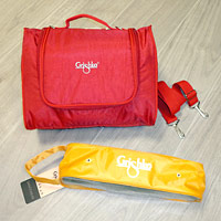 Grishko Pointe Shoes Dance Bag for a pair of pointe shoes or general class use.