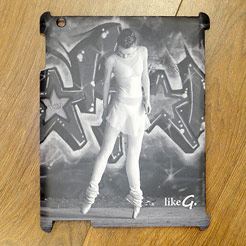dance Ipad cover, dance phone cover.