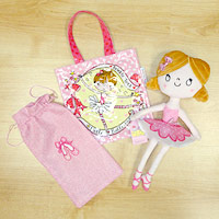 Dance Gifts for Girls featuring ballerina doll at Dancers Boutique.