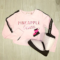 Dance Gifts featuring a Pineapple top, Bloch Booties and Dance Keyring.