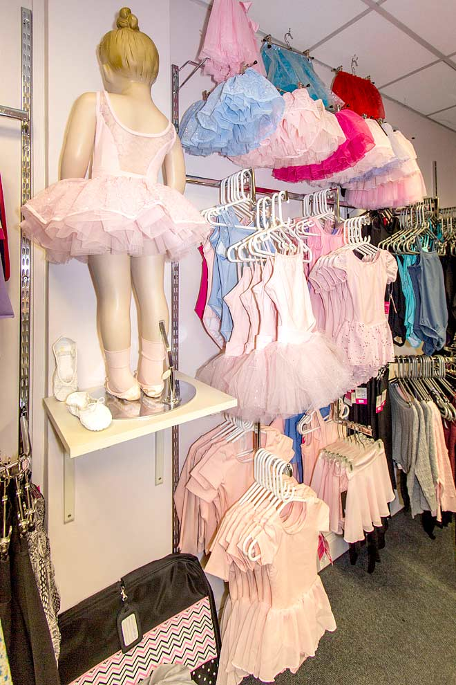 Baby ballet tutus, leotards and dresses for your little ballerina.