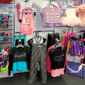 Dancewear for tweens ages 8 - 14 years of age, featuring brands like Pineapple and Bloch at Dancers Boutique.